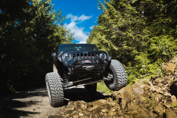 Seattle Jeep Offroad 28 | Overland Lady by Monique Song