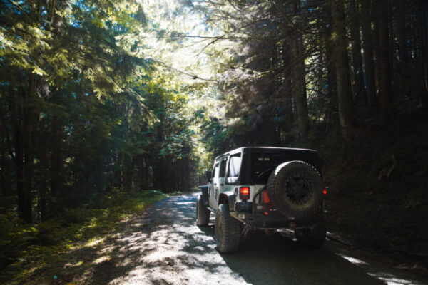 Seattle Jeep Offroad 30 | Overland Lady by Monique Song
