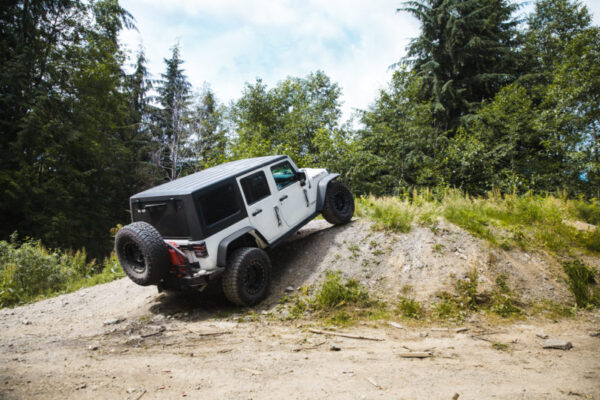 Seattle Jeep Offroad 4 | Overland Lady by Monique Song