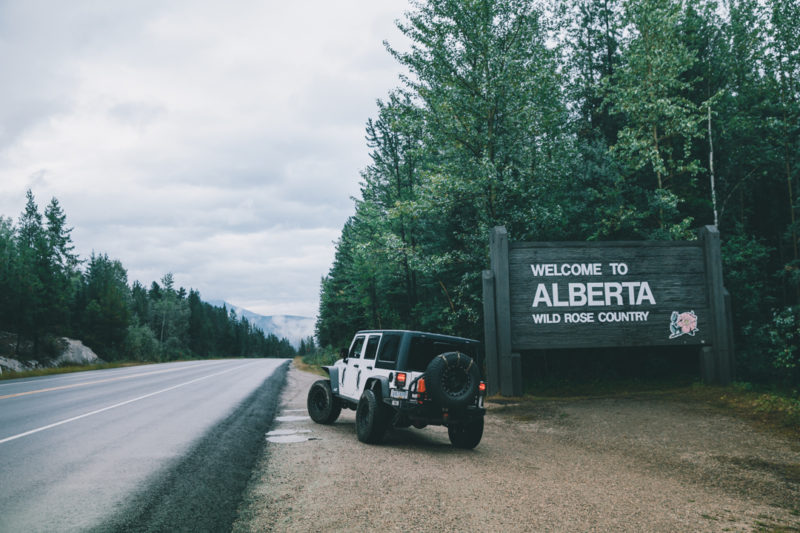 BC Alberta roadtrip 9211 | Overland Lady by Monique Song