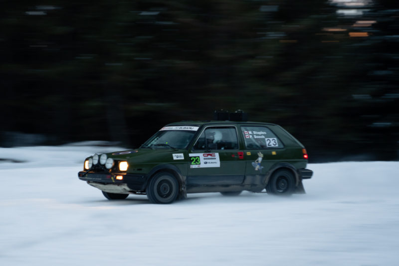 Car 23 Big White Rally 2018 23 | Overland Lady by Monique Song