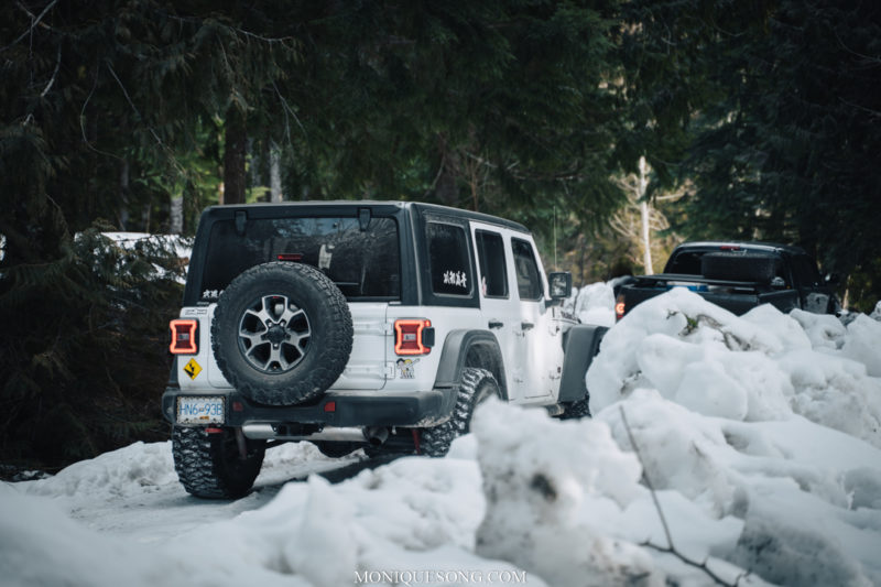 JonesLakeSnowOffroad 10 | Overland Lady by Monique Song
