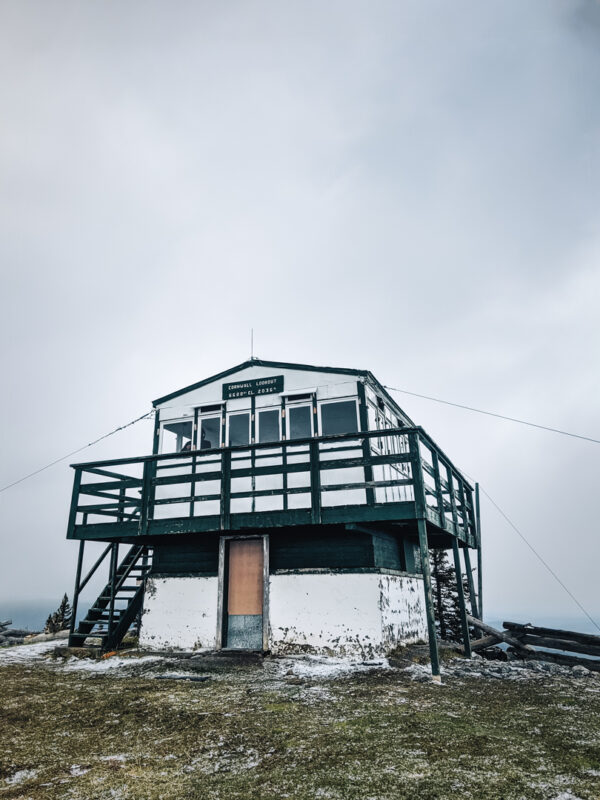 Overland Camping FireLookout Towers 12 | Overland Lady by Monique Song