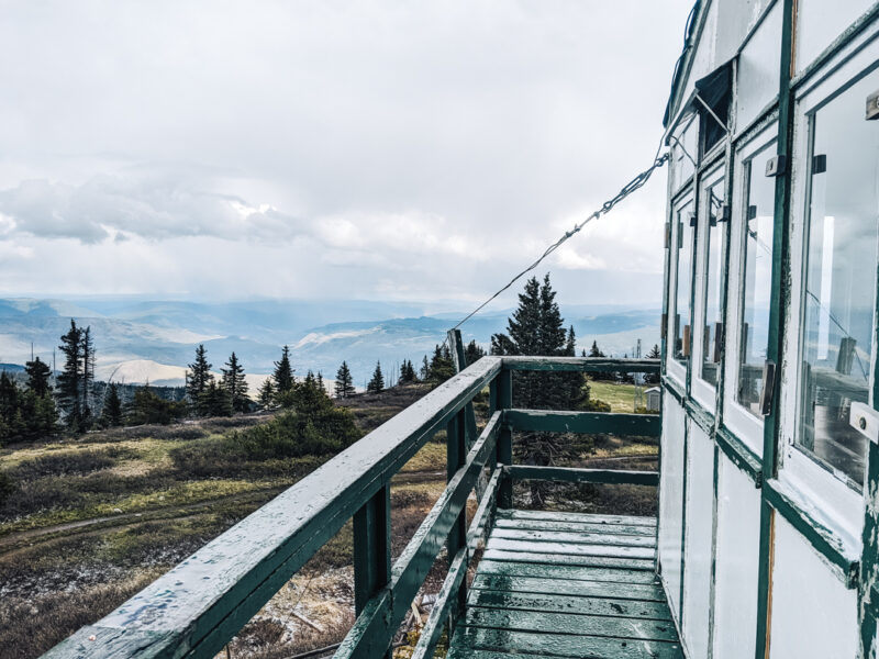 Overland Camping FireLookout Towers 13 | Overland Lady by Monique Song