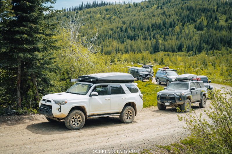 West Coast Offroaders Lodestone 4WD trip 4 | Overland Lady by Monique Song