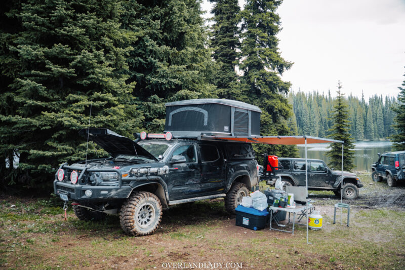 West Coast Offroaders Lodestone 4WD trip 43 | Overland Lady by Monique Song