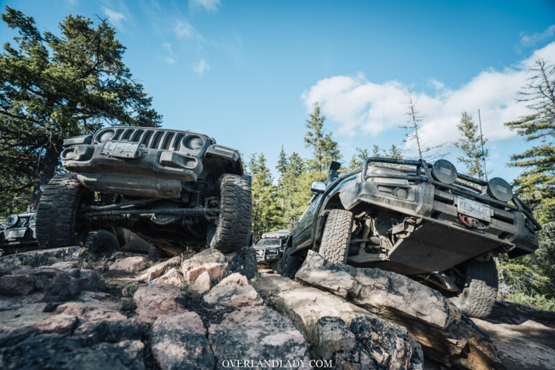 West Coast Offroaders Lodestone 4WD trip 85 | Overland Lady by Monique Song