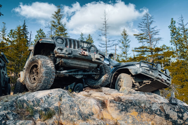 West Coast Offroaders Lodestone 4WD trip 90 | Overland Lady by Monique Song