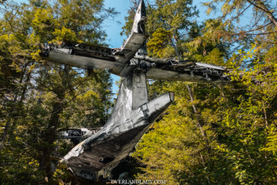 How to get to canso bomber crash site tofino 14 | Overland Lady by Monique Song