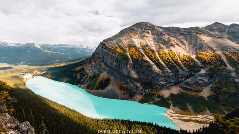 OverlandLady Rockies Banff 33 | Overland Lady by Monique Song