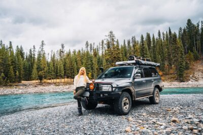 OverlandLady Rockies Banff 56 | Overland Lady by Monique Song