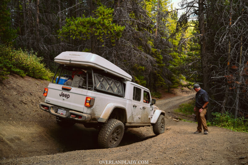 Poison Mountain WCOR Overlanding BC 19 | Overland Lady by Monique Song