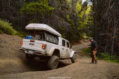 Poison Mountain WCOR Overlanding BC  20 | Overland Lady by Monique Song