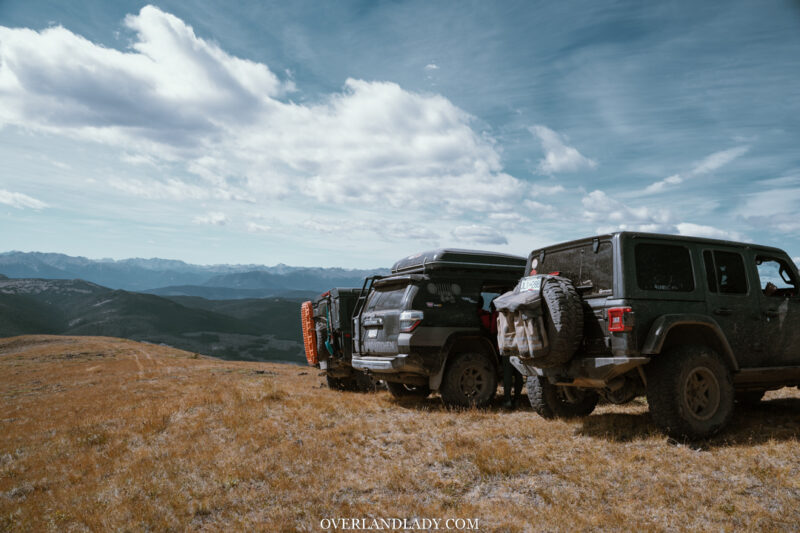 Poison Mountain WCOR Overlanding BC 37 | Overland Lady by Monique Song