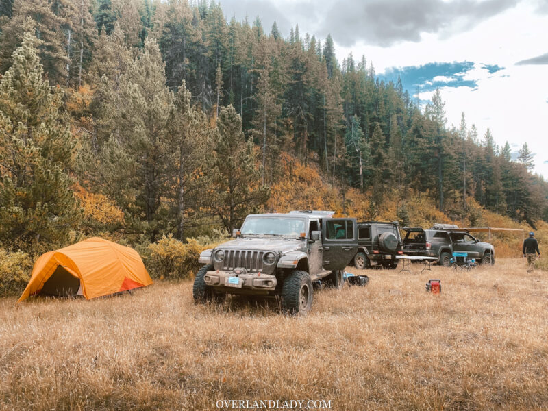Poison Mountain WCOR Overlanding BC 43 | Overland Lady by Monique Song