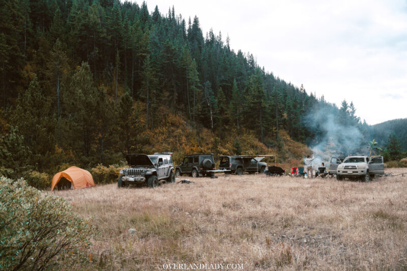 Poison Mountain WCOR Overlanding BC 48 | Overland Lady by Monique Song