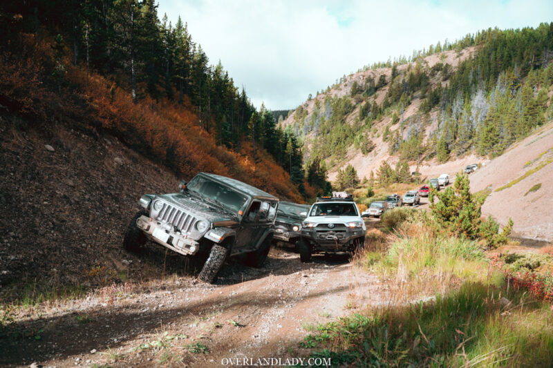 Poison Mountain WCOR Overlanding BC 51 | Overland Lady by Monique Song
