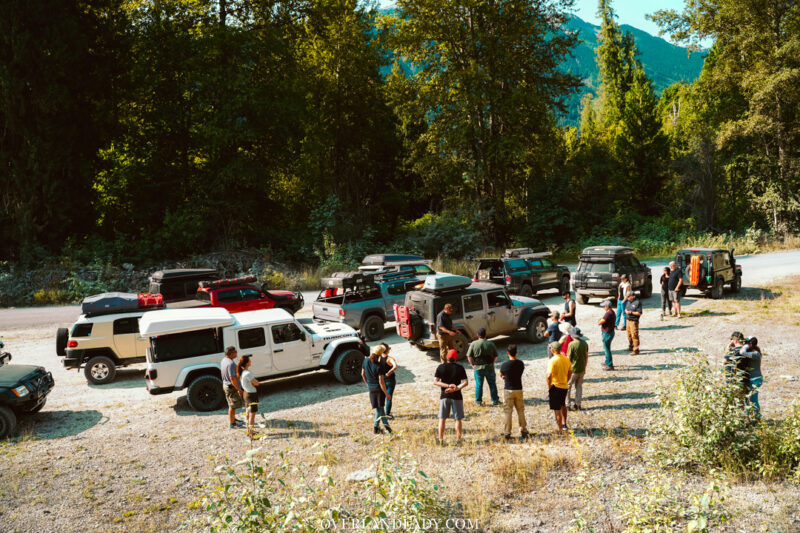 Poison Mountain WCOR Overlanding BC 6 | Overland Lady by Monique Song