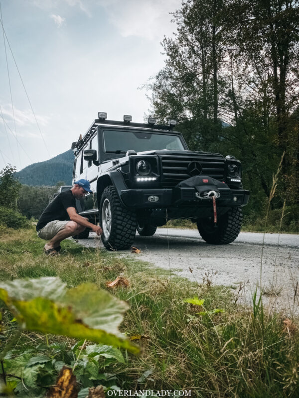 Poison Mountain WCOR Overlanding BC | Overland Lady by Monique Song