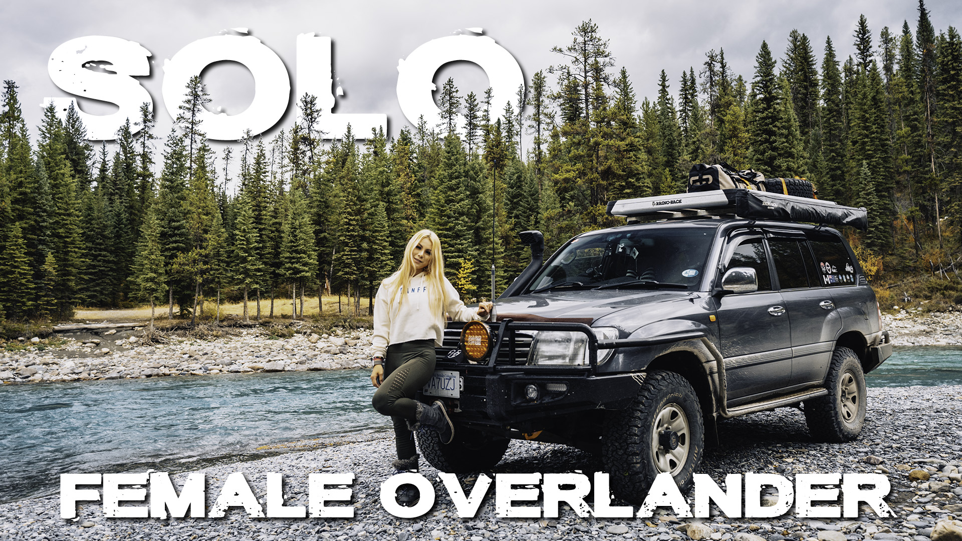 Solo overlanding safety tips