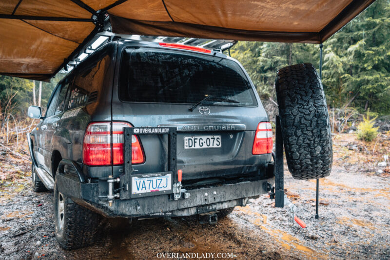 ChehalisLake Toyota Landcruiser 100 16 | Overland Lady by Monique Song