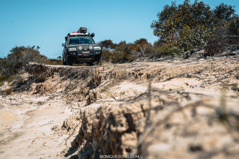 Landcruiser WA Offroad 4 | Overland Lady by Monique Song