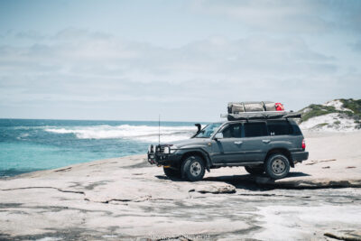 Landcruiser WA beach 4WD 12 | Overland Lady by Monique Song