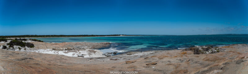 Western Australia beach 2 | Overland Lady by Monique Song