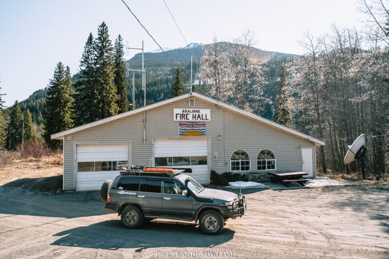 Overland Lady Landcruiser Ghost Town Solo 27 | Overland Lady by Monique Song