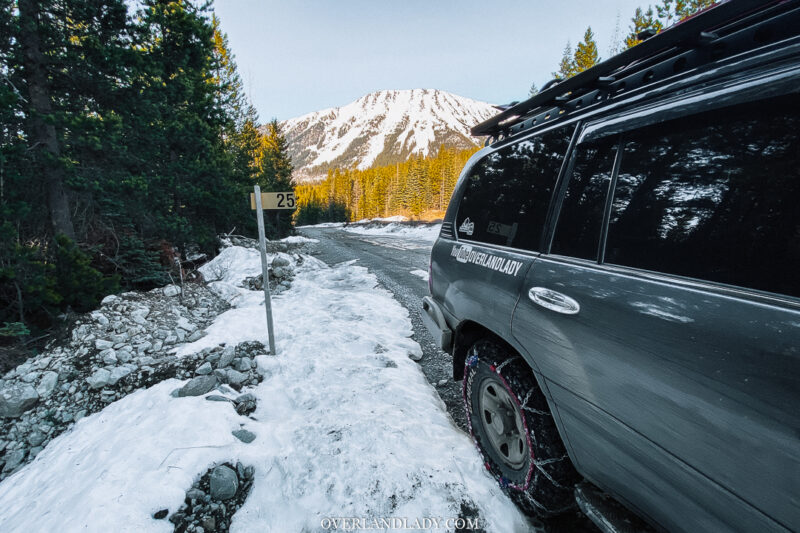 Overland Lady Landcruiser Ghost Town Solo 41 | Overland Lady by Monique Song