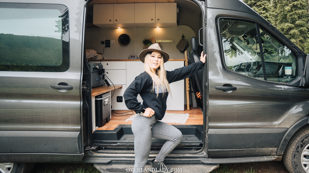 Karma campervan overland lady 22 | Overland Lady by Monique Song